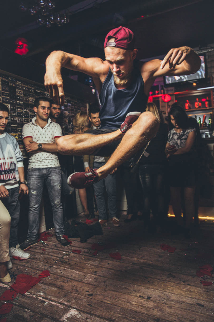 Nightlife one Nightclub by Denis Filatov