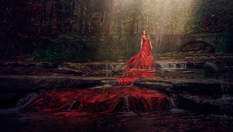 The River Ran Scarlet by Robert Cornelius | Phlearn Interviews Robert Cornelius