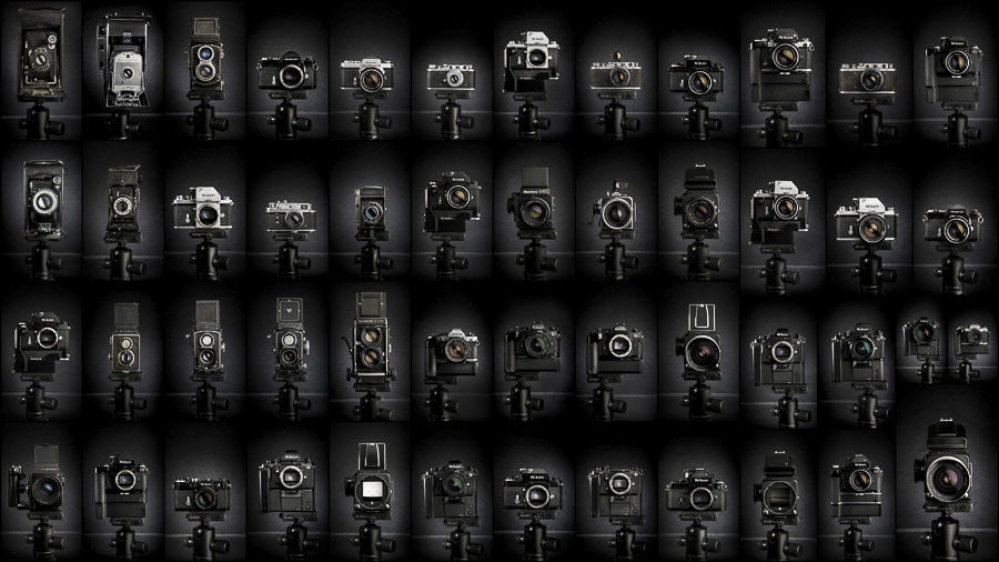 A Lifetime behind the lens by Tim Wallace