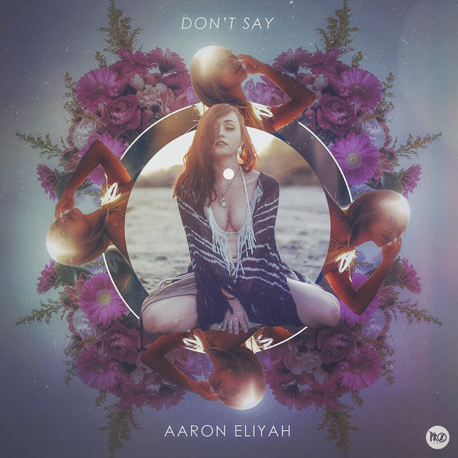 Don't Say (Album Art) by Aaron Eliyah
