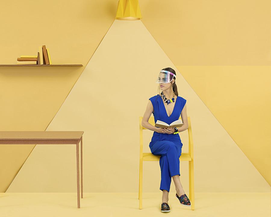 Origami Life for Fantastics Magazine by KRISTINA VARAKSINA