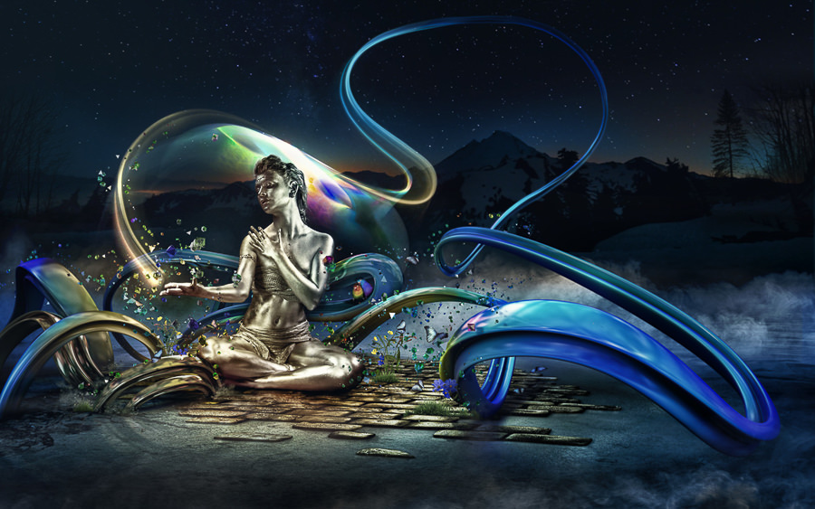 10 Collection; Creating Her Own Future by Mike Campau and Eric Pare