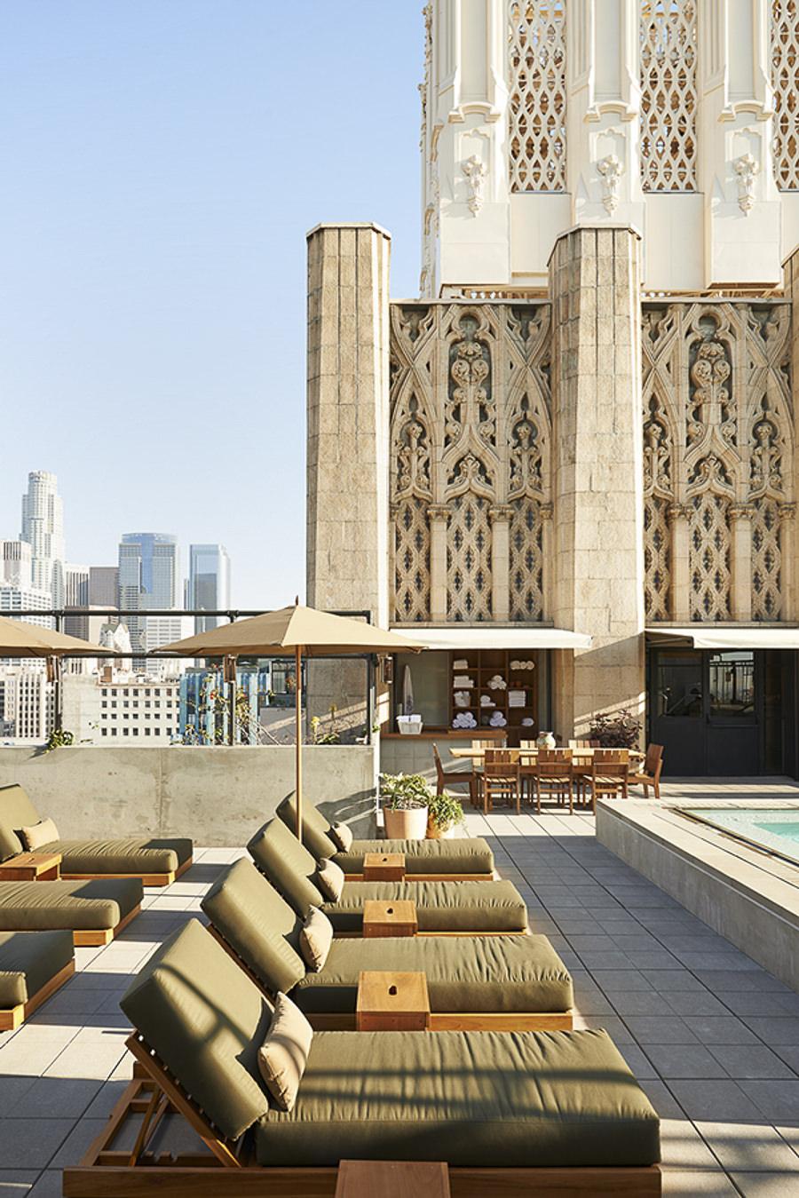 Ace Hotel Downtown LA by Commune Design