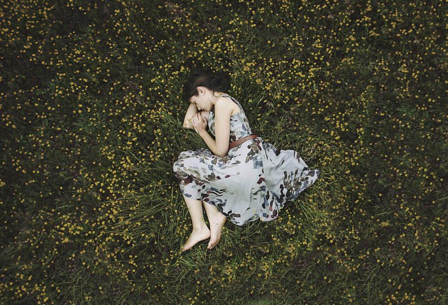 Fiori gialli by Paola Valli