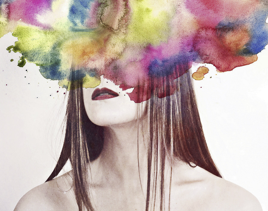 Hallucinations by Tina Negara