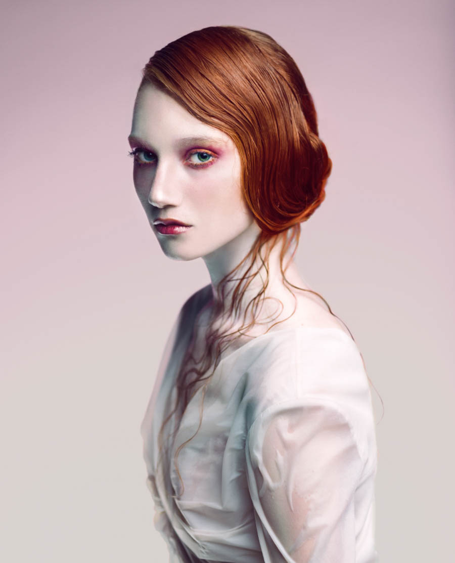 Red-haired by Andrey Yakovlev Lili Aleeva