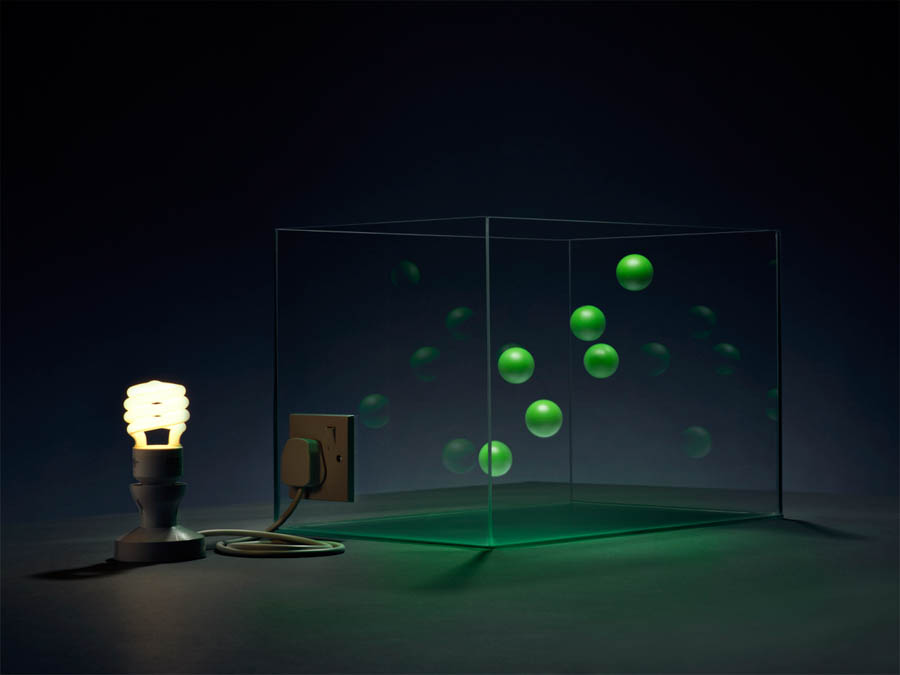The Energy Experiments by Gem Fletcher