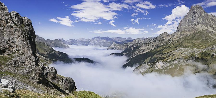 Above the Clouds by Adrien Zu