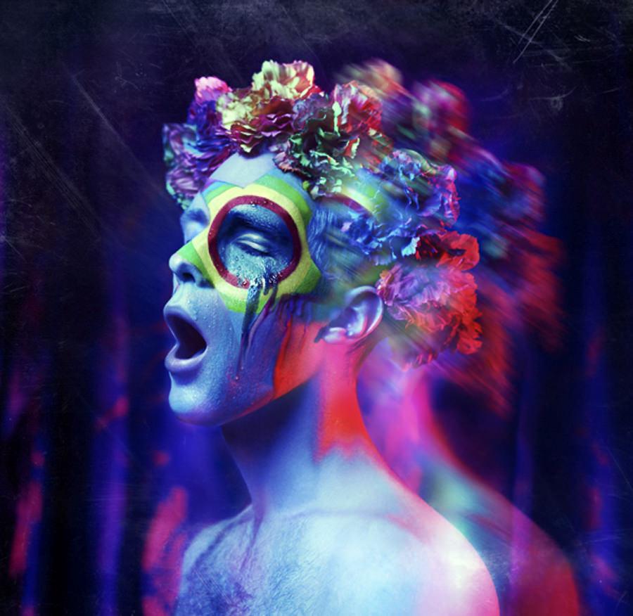 LP Cover for CEO Wonderland by Elizaveta Porodina