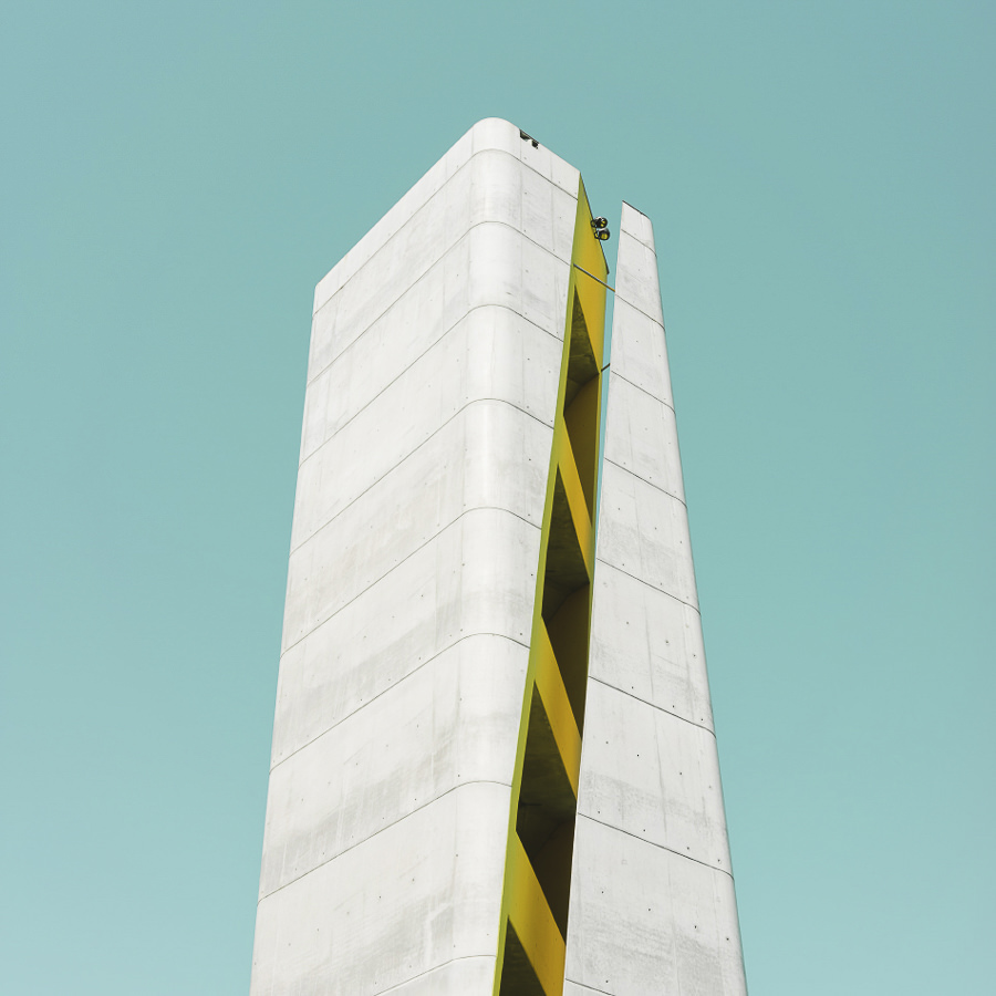 Stihl campaign by Andreas Hempe