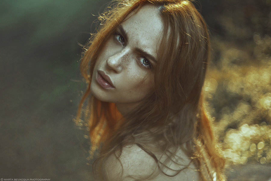 intimate spaces with Erica by Marta Bevacqua