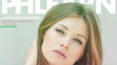 Photoshop Tutorials: How to Stylize a Magazine Cover in Photoshop