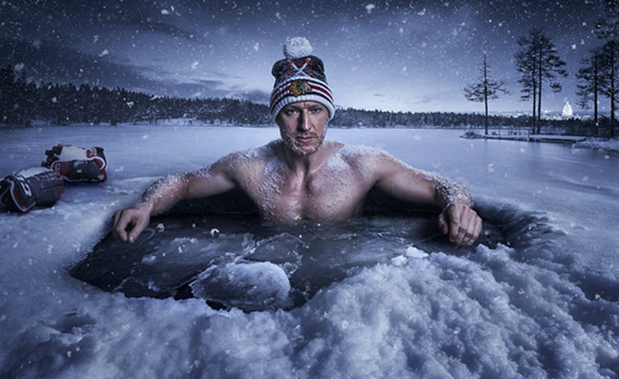 REEBOK WINTER CLASSIC 2015 by Tim Tadder and The Tank