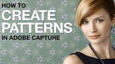 Photoshop Tutorials: How to Create Patterns in Adobe Capture