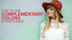 Photoshop Tutorials: How to Use Complementary Colors in Photoshop