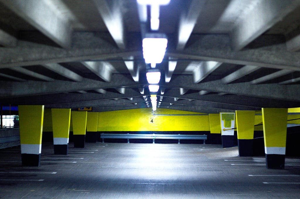 car park by phlogger