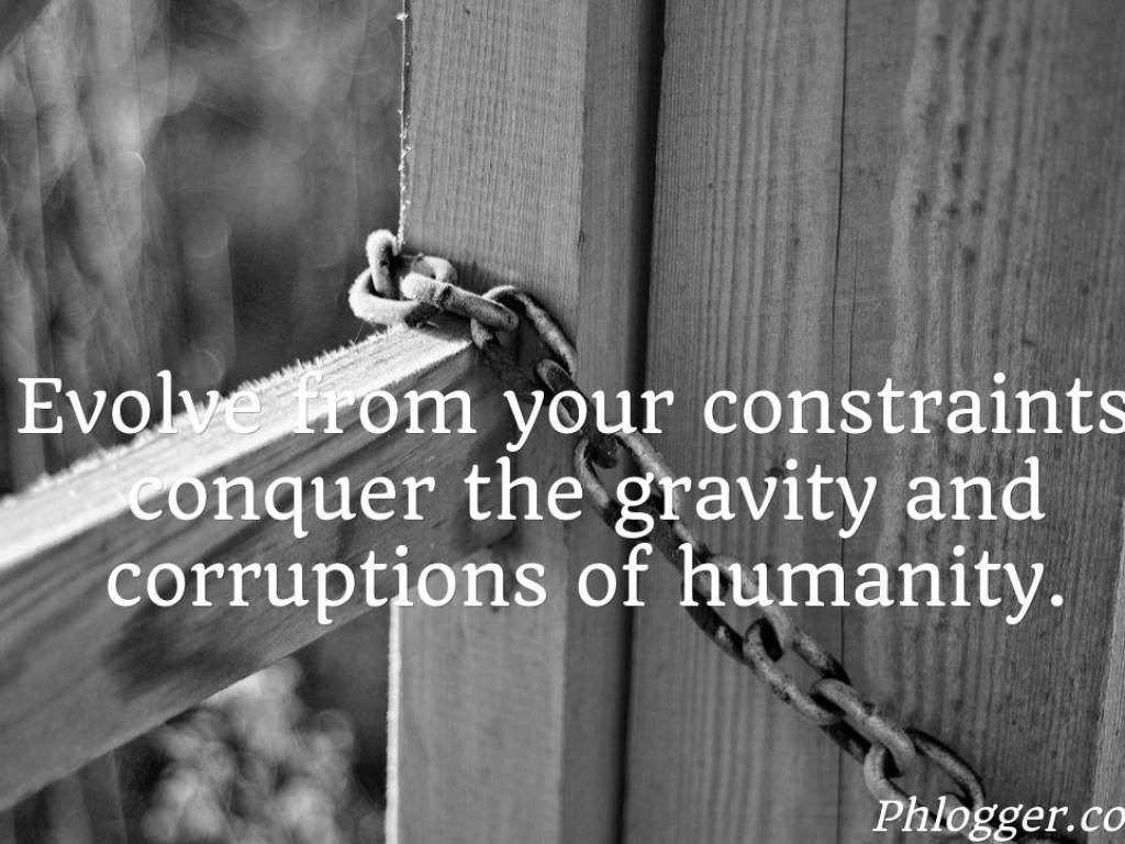 constraints visual thought