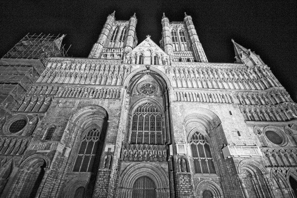 lincoln cathedral wide view
