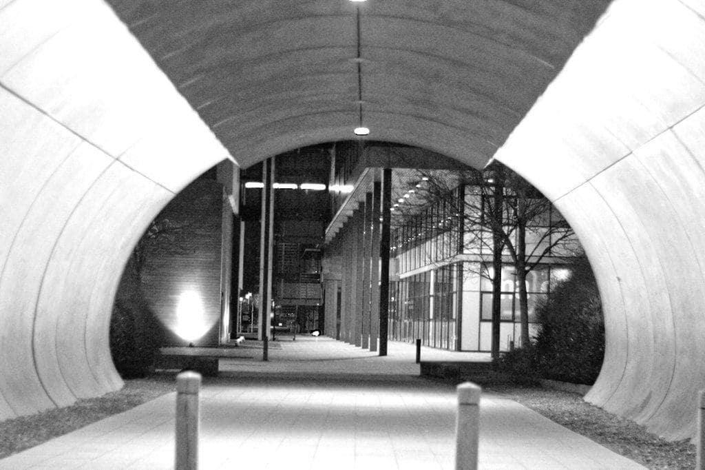 university underpass