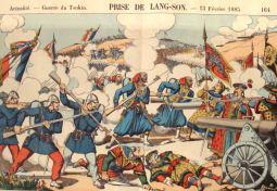 Verovering van Lang Son 1885 (Musée de l'Armée/Public Domain)