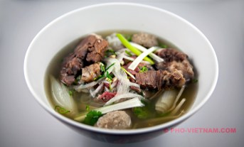 A bowl of Pho (photo: Kim Le Cao © Pho Vietnam)