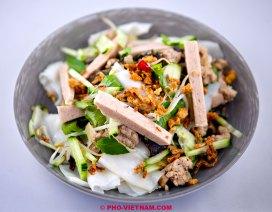 Een kom Banh uot kho (foto: Pho Vietnam © Kim Le Cao)