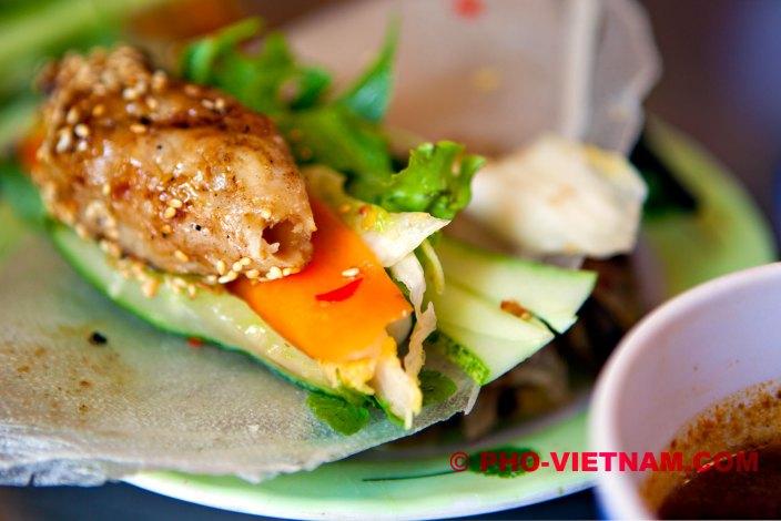 how to make nem nuong cuon sauce