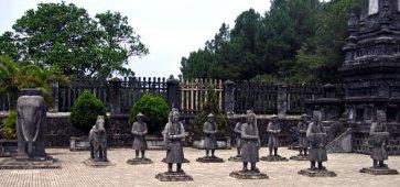 Graf van Gia Long in Hue