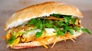 Banh mi trung (foto: Pho Vietnam © Kim Le Cao)