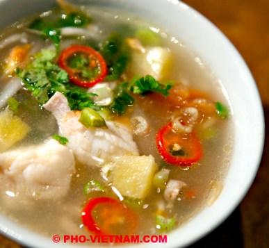 Canh ca chua (foto: Pho Vietnam © Kim Le Cao)