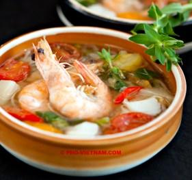 Canh ca tom chua (foto: Pho Vietnam © Kim Le Cao)