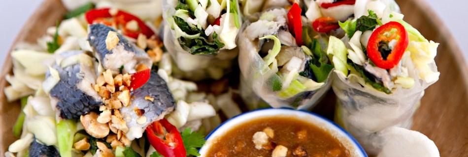 Goi ca haring (foto: Pho Vietnam © Kim Le Cao)