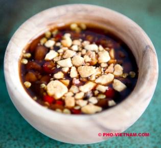 Vegetarische bonendipsaus (foto: Pho Vietnam © Kim Le Cao)