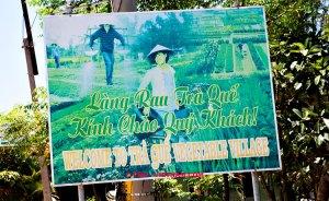 Organic herbs village Tra Que (foto: Kim Le Cao © Pho Vietnam)