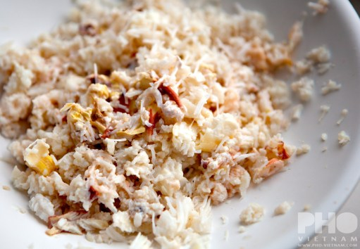 Crab meat (foto: Kim Le Cao © Pho Vietnam)