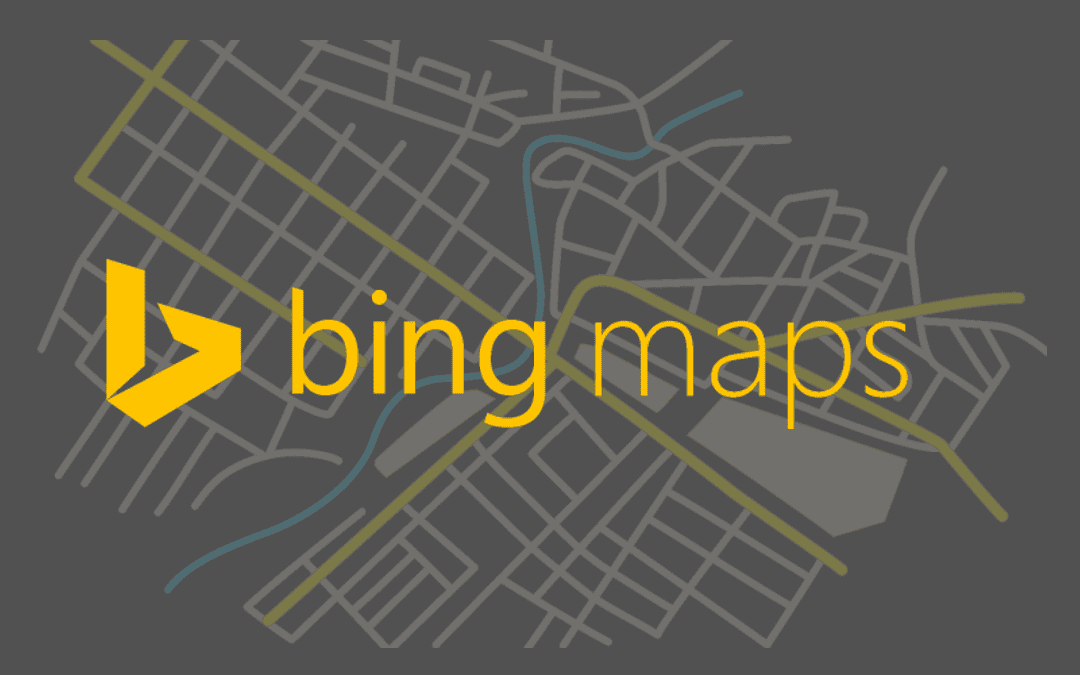 PhotogeoDGN and Bing Maps