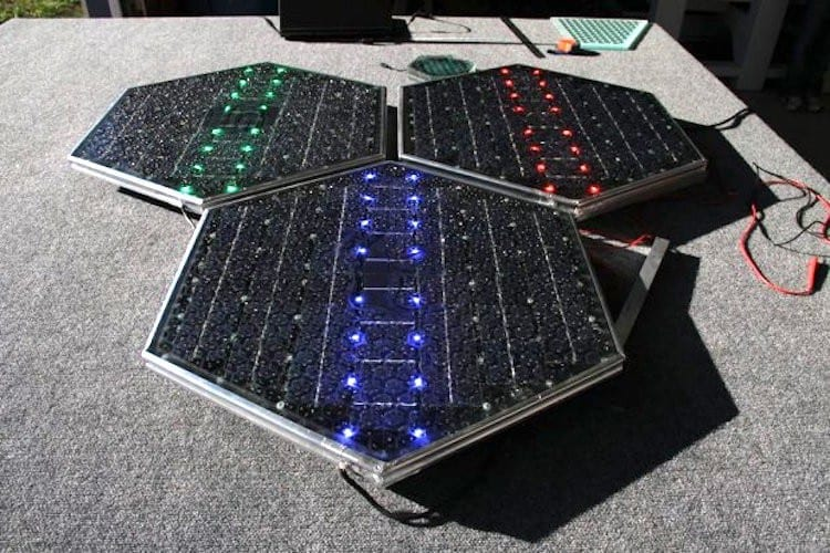 Transportation News Roundup – The Nation's First Solar Roadway Panels