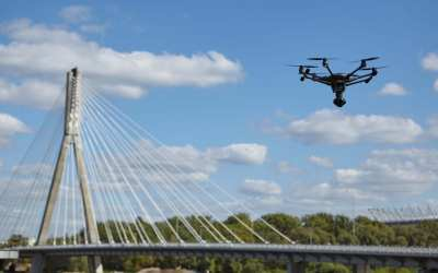 MnDOT's Bridge-Inspecting Drones: In the News