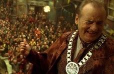 Bill Murray as mayor