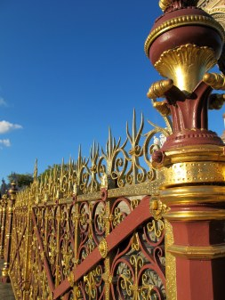 Albert Memorial fence