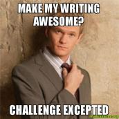 Make-my-writing