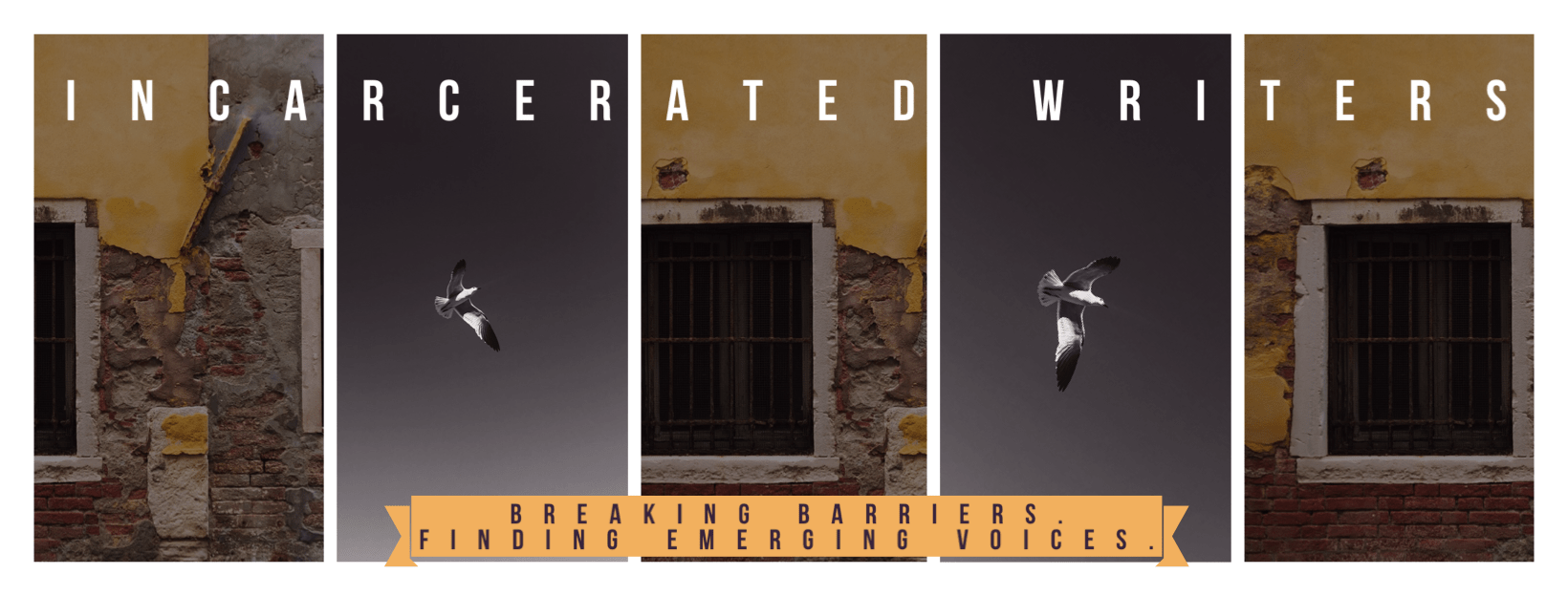 Incarcerated Writers, Breaking barriers finding emerging voices
