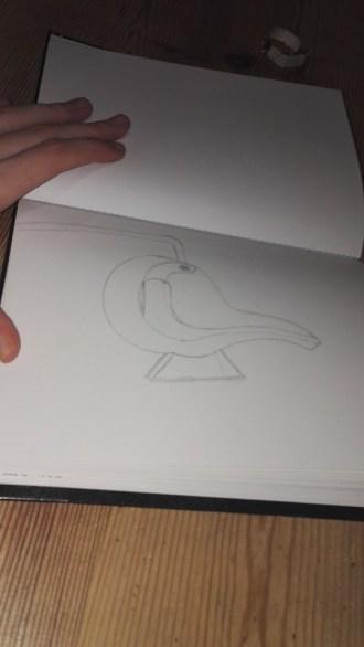 Rosie's sketches
