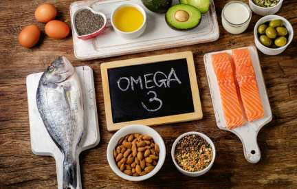 how to improve cholesterol naturally omega 3