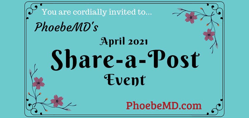 Promote your blog at phoebemd.com