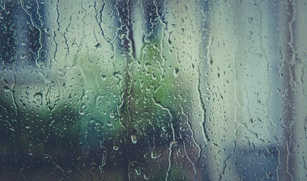 Cliff Eshom Raindrops poem