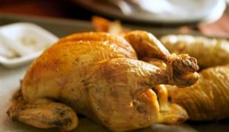 鶏の丸焼き レシピ
