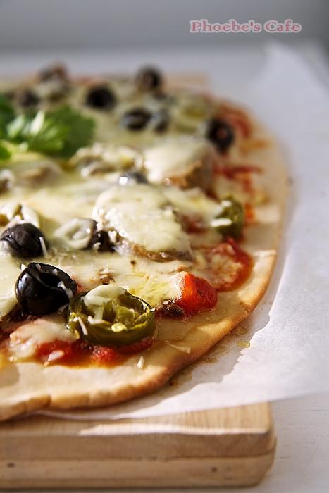 글루텐프리 피자 베이스 레시피