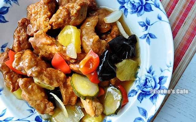 파인애플 탕수육, 아이들에겐 최고의 중국 요리