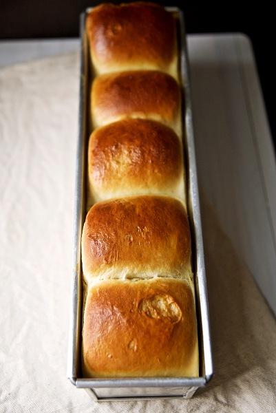탕종법 베이킹, 식빵 만들기